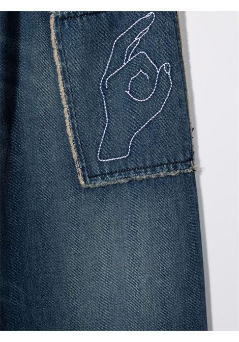 DENIM MM6 MAISON MARGIELA | Jeans | MM6P12UM60062MM018M601##