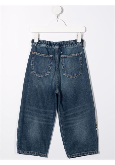DENIM MM6 MAISON MARGIELA | Jeans | MM6P12UM60062MM018M601#