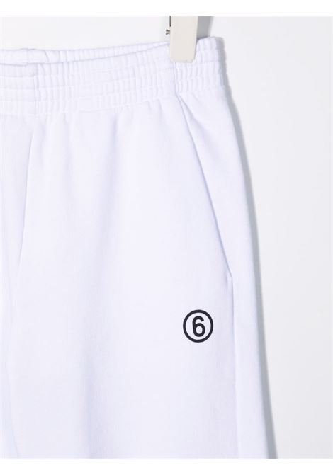 TRACK PANT MM6 MAISON MARGIELA | Pantalone | MM6P3UM60018MM006M6100#
