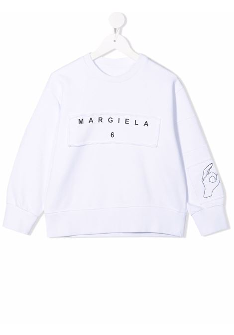 SWEATSHIRT MM6 MAISON MARGIELA |  | MM6S11UM60027MM008M6100#