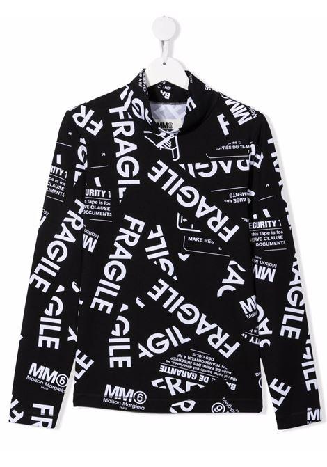 FRAGILE T-SHIRT MM6 MAISON MARGIELA | T-shirt | MM6T4UM60039MM033M6900##