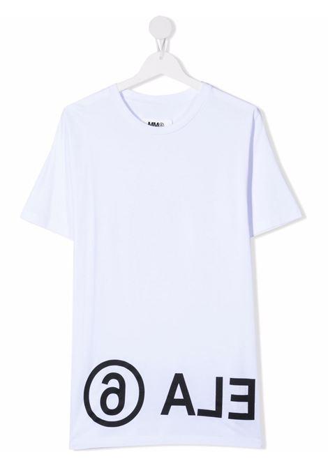 PRINTED TEE MM6 MAISON MARGIELA | T-shirt | MM6T9UM60033MM010M6100##