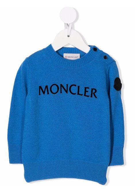 JUMPER MONCLER KIDS | Hoodie | 9519C70820A9644730