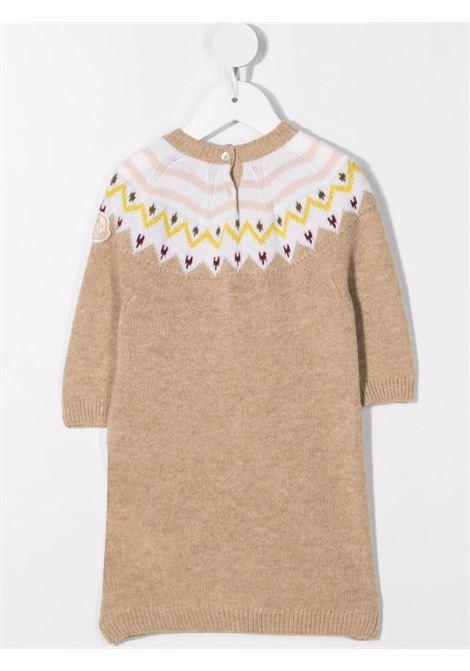 DRESS MONCLER KIDS | Dress | 9519I70110A9625231