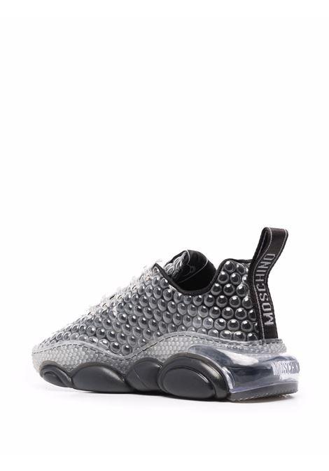 SNEAKERS MOSCHINO | Sneaker | MB15553G1DG7099ATRASP/NERO