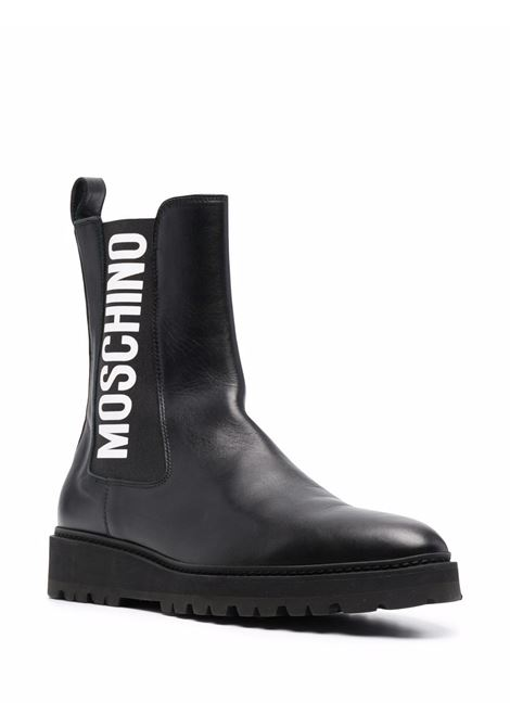 BOOTS MOSCHINO | Shoes | MB21043G1DGA0000NERO