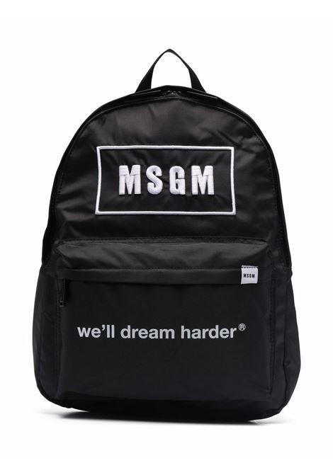 BACKPACK MSGM kids |  | MS027729110