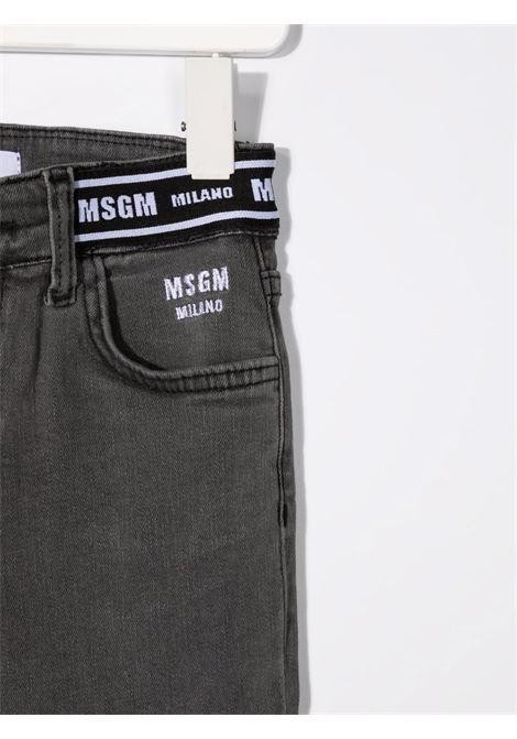 DENIM MSGM kids | Pantalone | MS027742127#