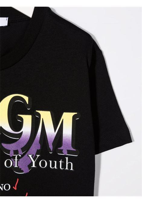 T-SHIRT STAMPA MSGM kids | T-shirt | MS027889110#