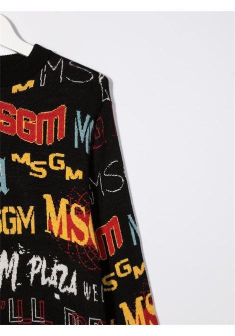 MAGLIA MSGM kids | Maglione | MS027923200##