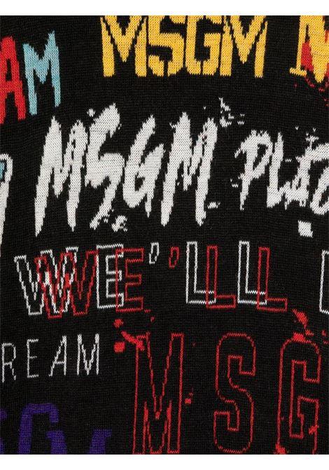 MAGLIA MSGM kids | Maglione | MS027923200#