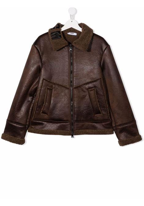 JACKET MSGM kids | Jacket | MS027926090##