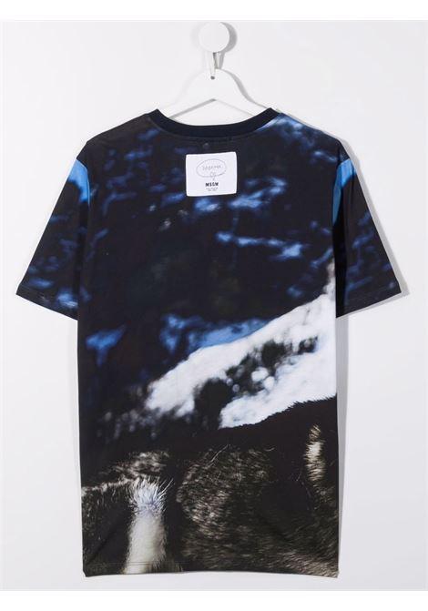 T-SHIRT  MSGM kids | T-shirt | MS027928200##