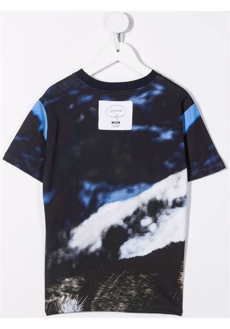 T-SHIRT MSGM kids | T-shirt | MS027928200#