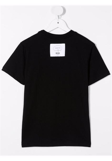 T-SHIRT MULTI LOGO MSGM kids | T-shirt | MS027933110#