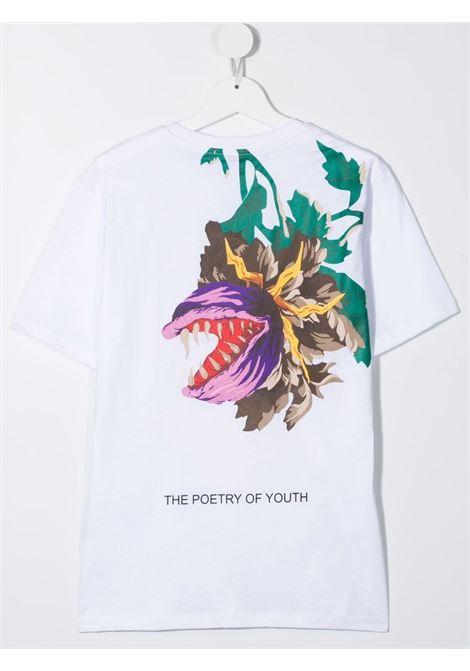 T-SHIRT PIANTA MSGM kids | T-shirt | MS027947001##