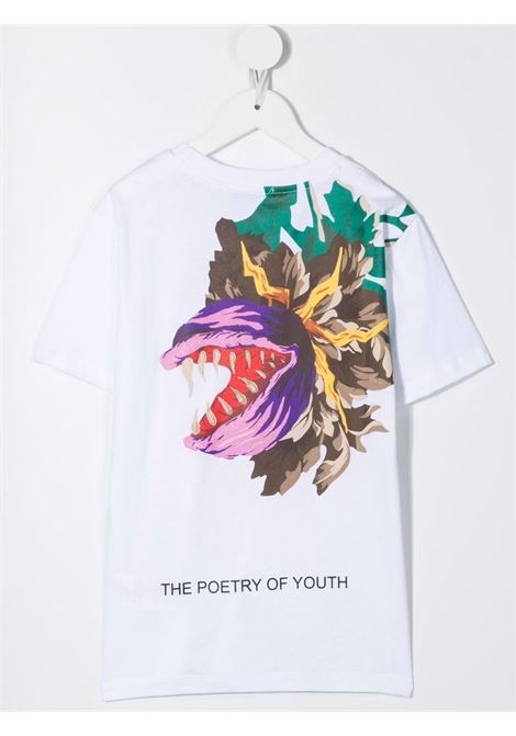 T-SHIRT PIANTA MSGM kids | T-shirt | MS027947001#