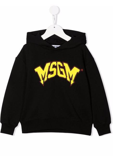 HOODIE MSGM kids | Hoodie | MS028718110/28#