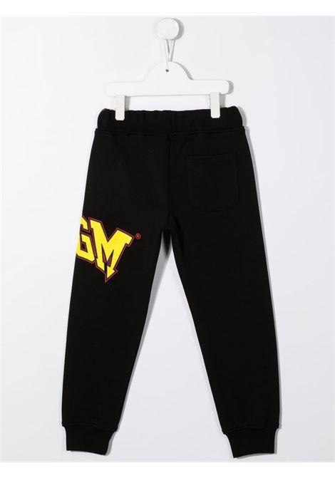 TRACK PANTS MSGM kids | Trousers | MS028719110/28#