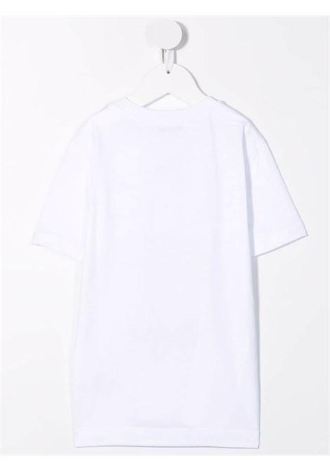 T-SHIRT STAMPA MSGM kids | T-shirt | MS028721001#