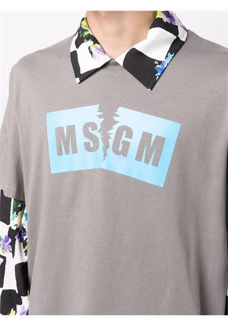 T-SHIRT MSGM | T-shirt | 3140MM17421759892