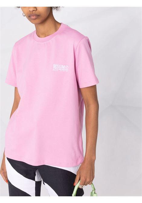T-SHIRT MSGM | T-shirt | 3141MDM10721779813