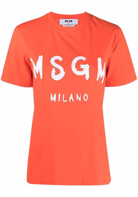 T-SHIRT MSGM | T-shirt | 3141MDM51021779810