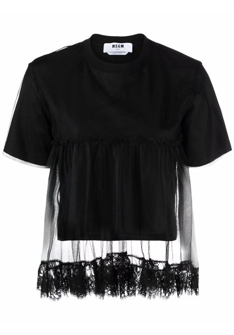 T-SHIRT MSGM | T-shirt | 3141MDM8721779899