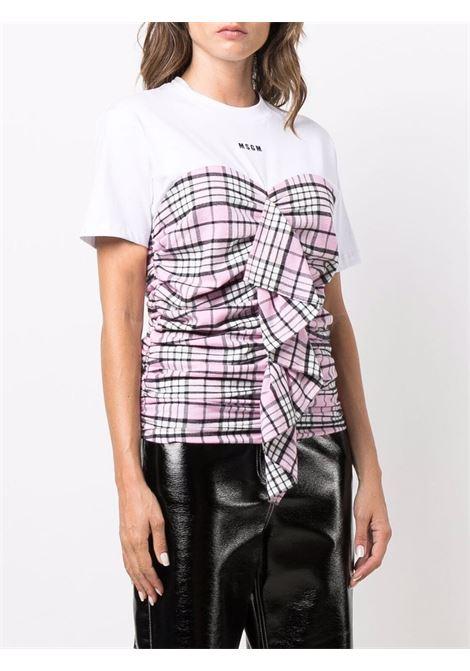 T-SHIRT MSGM | T-shirt | 3141MDM9121779801