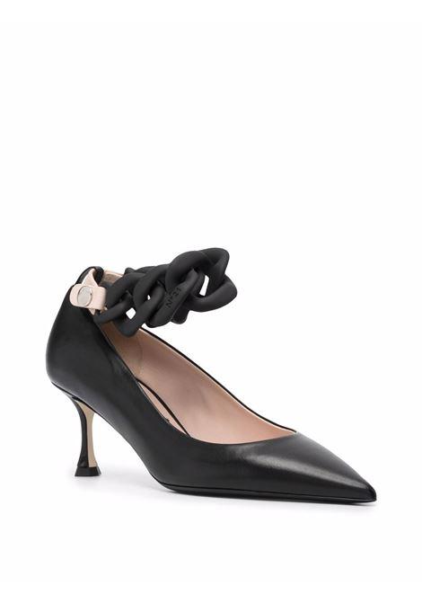 CHAIN PUMPS N°21 | Shoes | 21ICPXNV12013X001