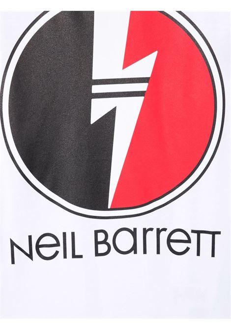 LOGO TEE NEIL BARRETT KIDS   T-shirt   028931001##
