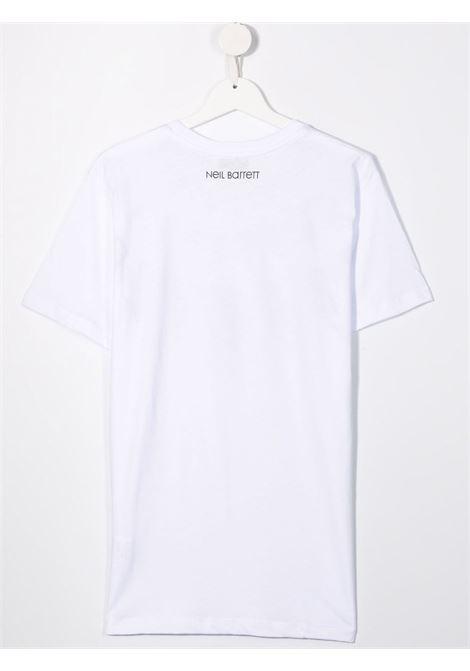 THUNDERBOLT TEE NEIL BARRETT KIDS   T-shirt   028933001##