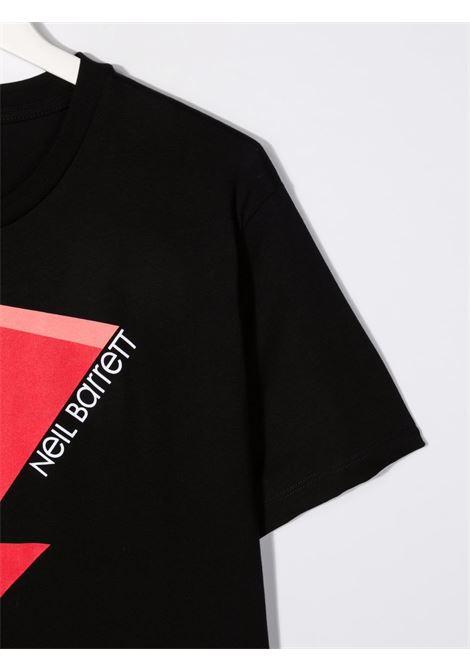 THUNDERBOLT TEE NEIL BARRETT KIDS   T-shirt   028934110##