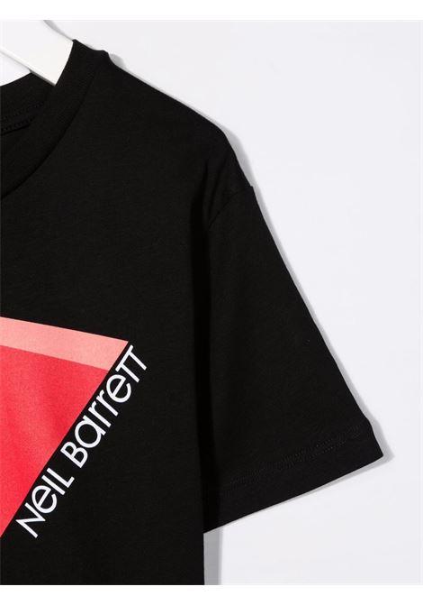 THUNDERBOLT TEE NEIL BARRETT KIDS   T-shirt   028934110#