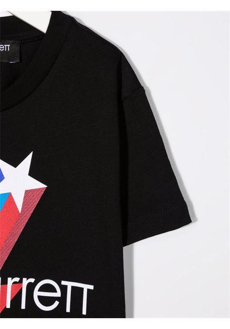 LOGO STAR  PRINT TEE NEIL BARRETT KIDS | T-shirt | 028938110#