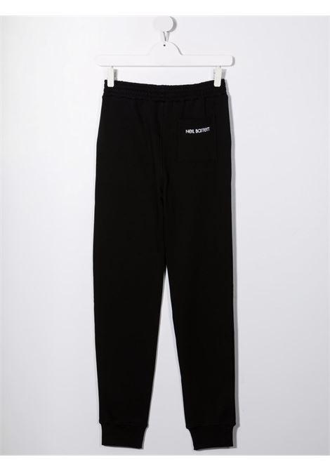 TRACKPANTS NEIL BARRETT KIDS | Trousers | 028967110##