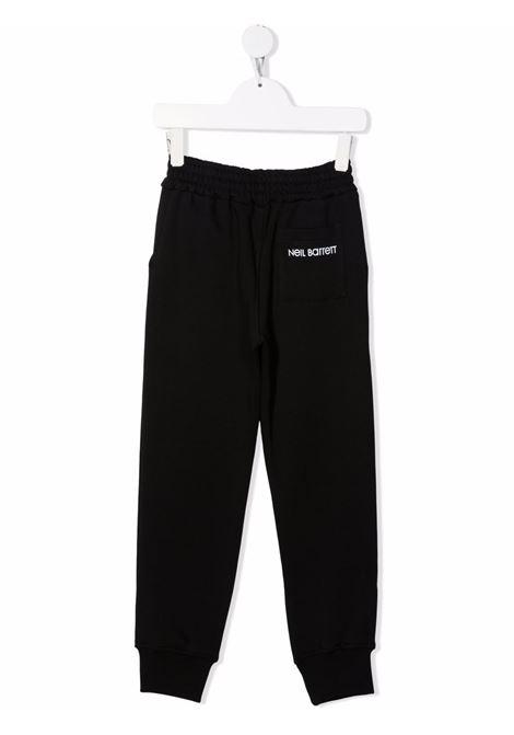 TRACKPANTS NEIL BARRETT KIDS | Trousers | 028967110#