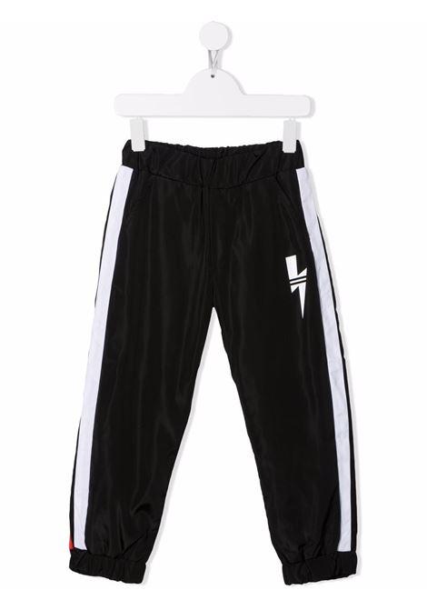 TRACKPANTS NEIL BARRETT KIDS | Trousers | 028972110#