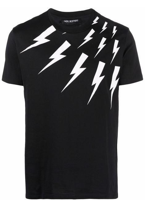 T-SHIRT NEIL BARRETT | T-shirt | BJT004SR520S524