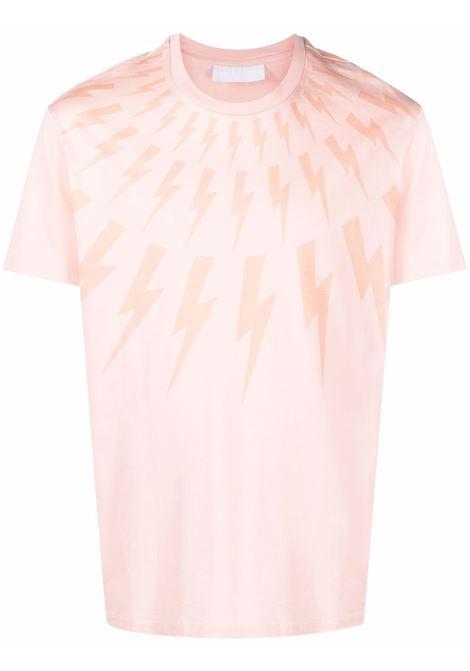 T-SHIRT NEIL BARRETT | T-shirt | BJT007SR518S3202