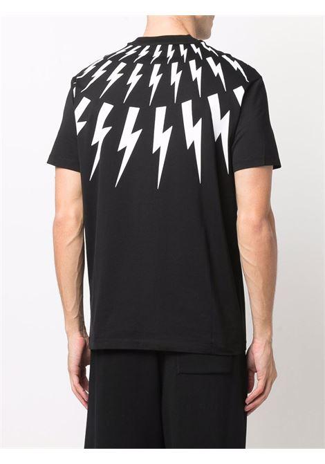 T-SHIRT NEIL BARRETT | T-shirt | BJT007SR518S524