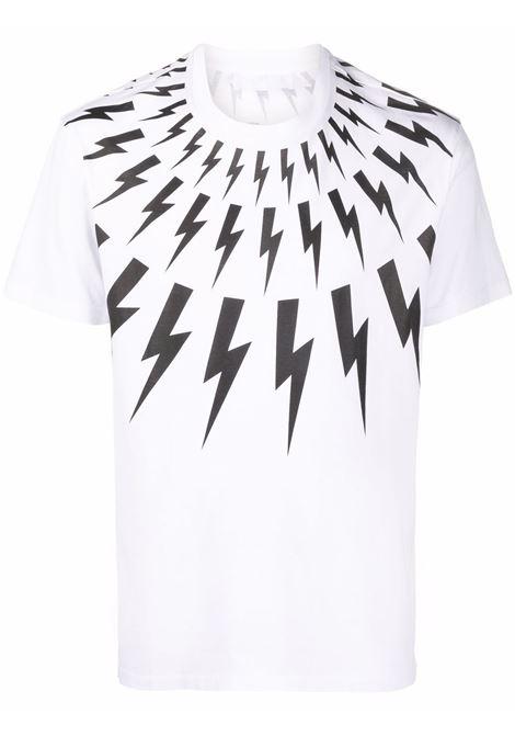 T-SHIRT NEIL BARRETT | T-shirt | BJT007SR518S526