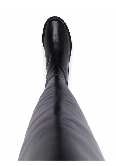 5050 BOOTS STUART WEITZMAN | Shoes | 5050ULTRALIFTBLACK
