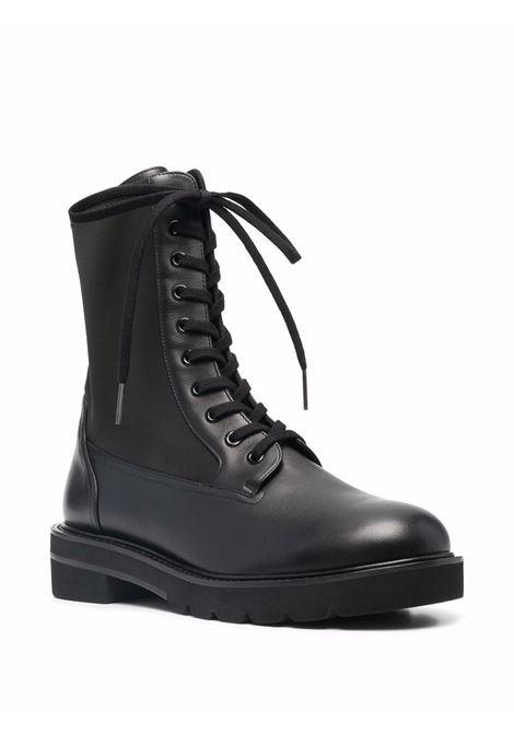ANDE BOOTS STUART WEITZMAN | Shoes | ANDELIFTBOOTIEBLACK