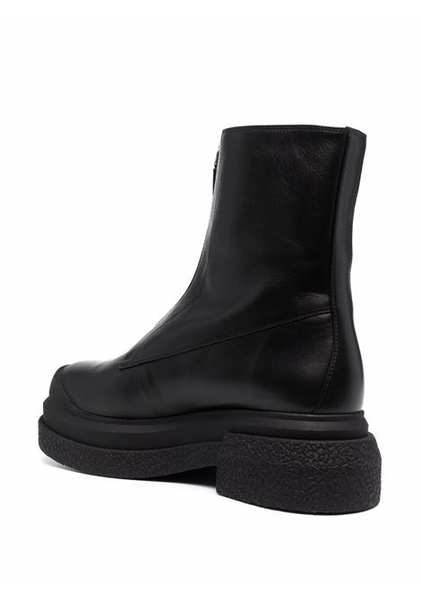 CHARLI ZIP BOOTS STUART WEITZMAN | Shoes | CHARLIZIPSPORTBLACK