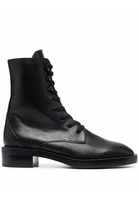 BOOTS STUART WEITZMAN | Shoes | SONDRASHINEBLACK