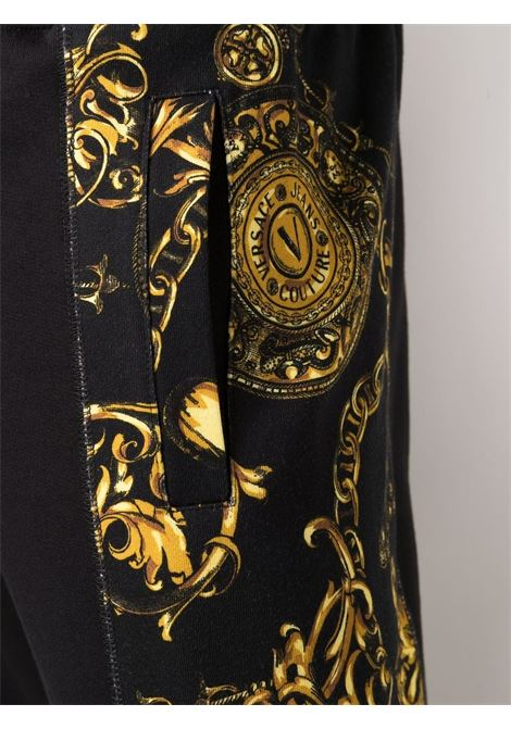 TRACK PANTS VERSACE JEANS COUTURE | Pantalone | 71GAA3C0FS002G89