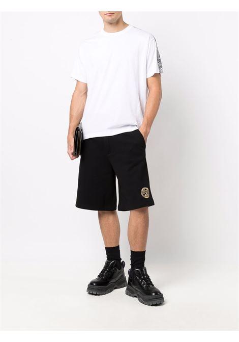 T-SHIRT TAPE VERSACE JEANS COUTURE | T-shirt | 71GAH6R9J0001003