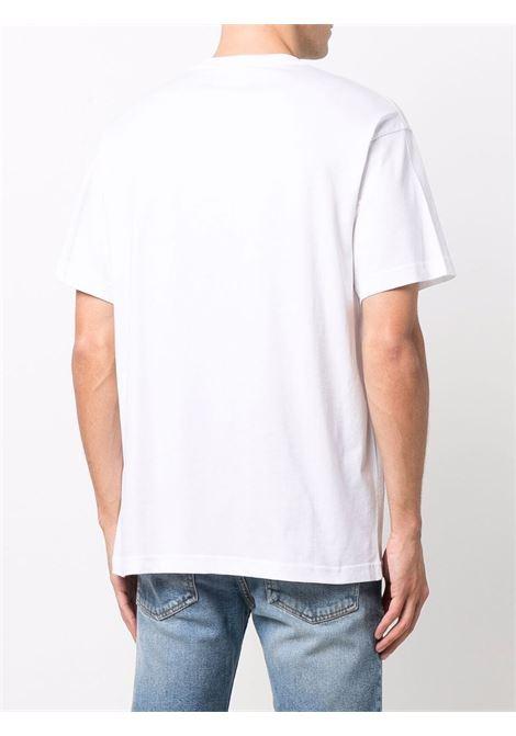 T-SHIRT LOGO VERSACE JEANS COUTURE | T-shirt | 71GAHF04CJ00F003