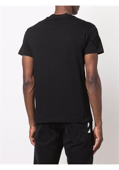 T-SHIRT LOGO VERSACE JEANS COUTURE | T-shirt | 71GAHT12CJ00TG89